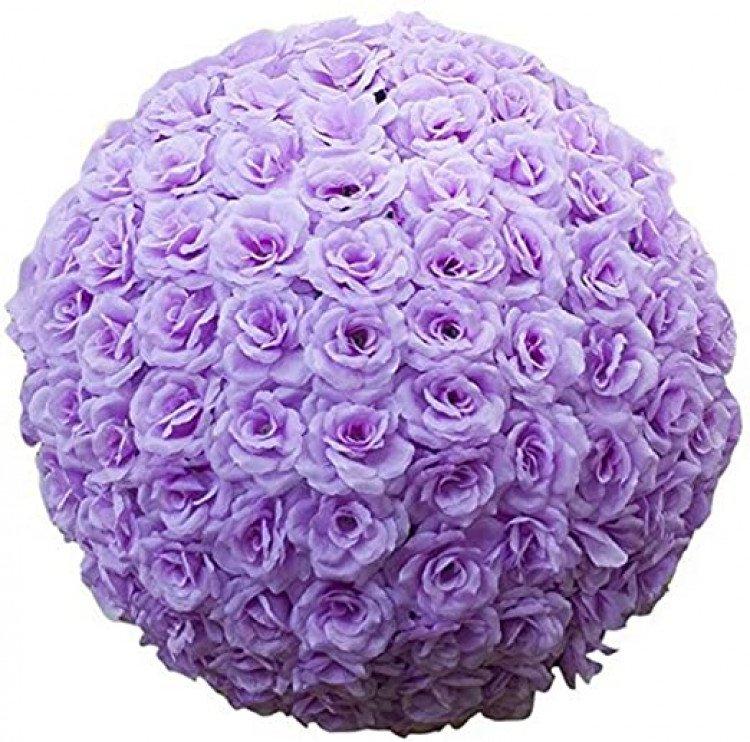 Rose Balls Lilac Large
