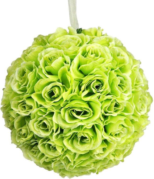 Rose Balls Green