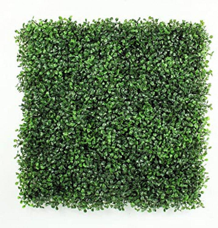 Boxwood Greenery Panel
