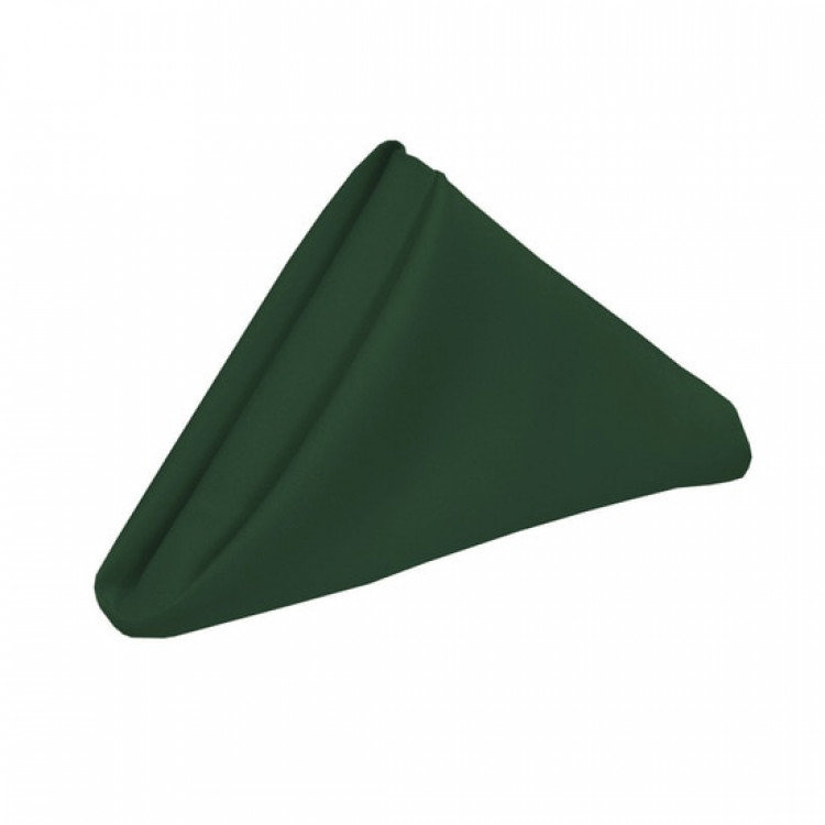 Green, Forest Polyester Napkin