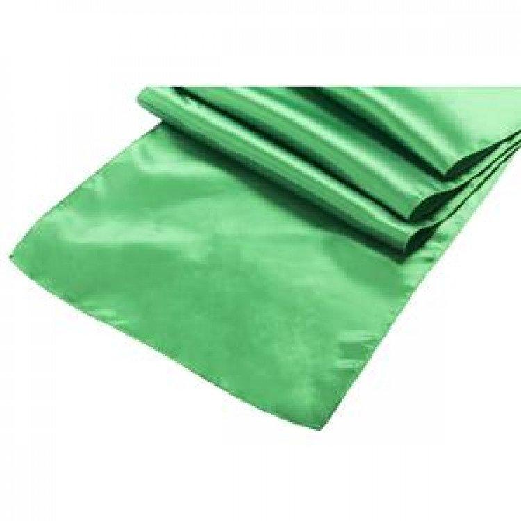 Green, John Deere Polyester Runner