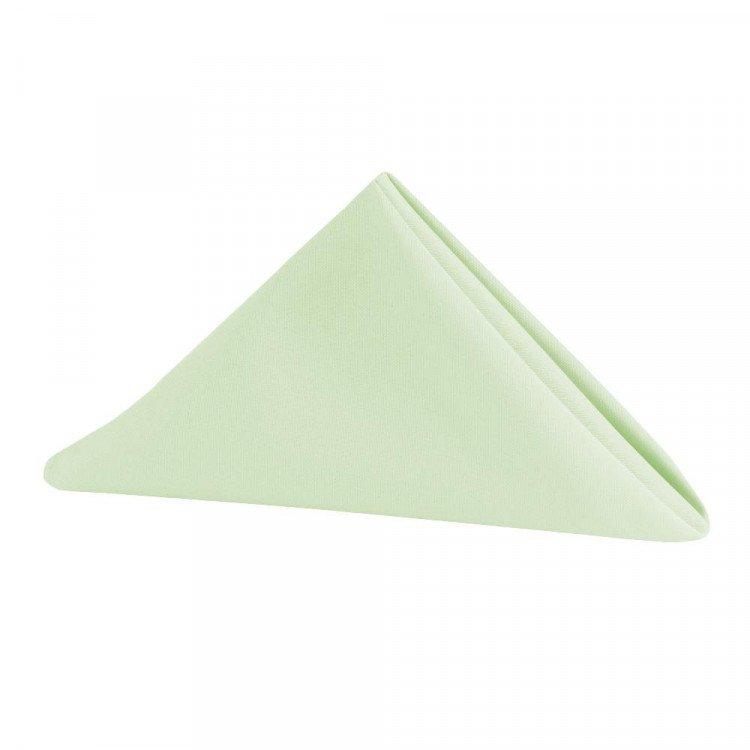 Green, Sage Polyester Napkin