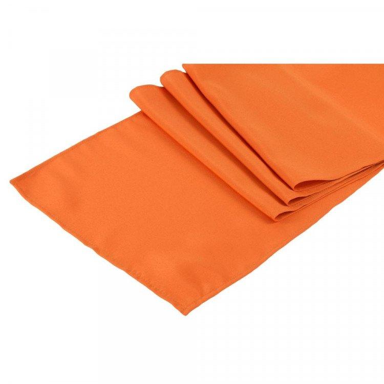 Orange, Polyester Runner