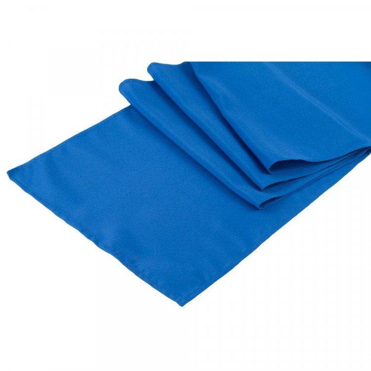 Blue, Royal Polyester Runner