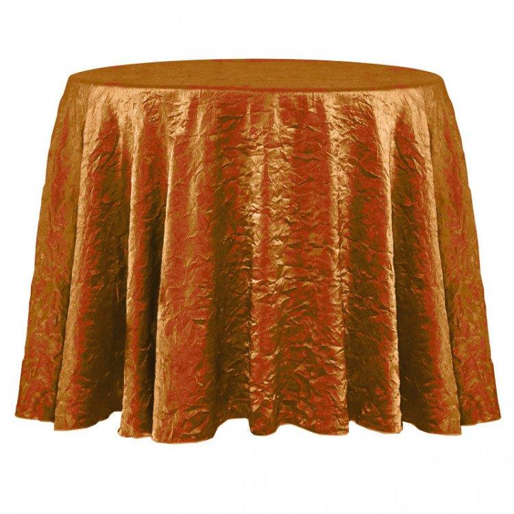 Copper Shalimar, 72 x 72