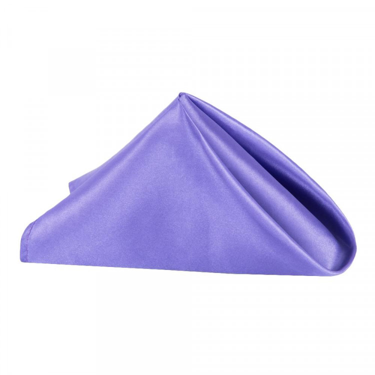 Purple, Royal Satin Napkin