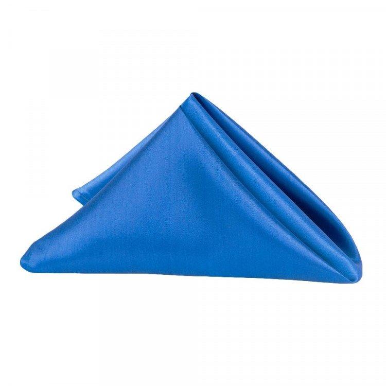 Blue, Malibu Satin Napkin