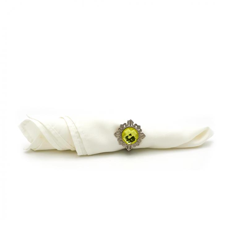 Yellow Napkin Ring