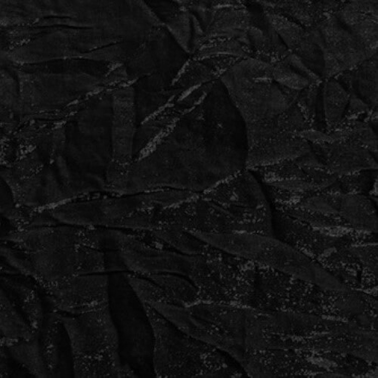 Black Shalimar, 72 x 72