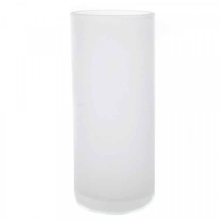 Frosted Votive, Tall