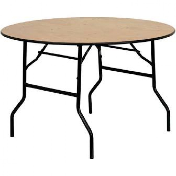 48 Round Sweetheart Table
